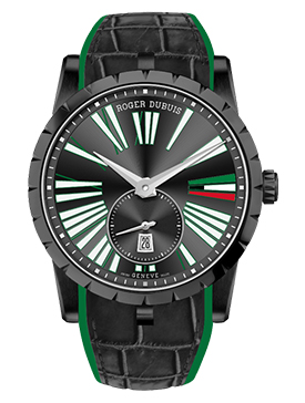 kuwait limited edition roger dubius watch