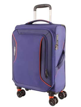 Best american tourister suitcase