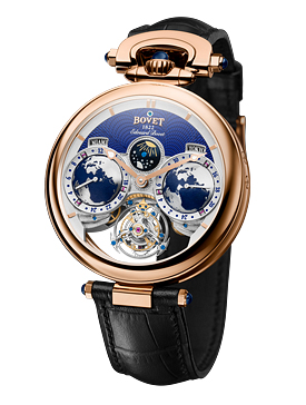 Best bovet watch